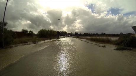 Alluvione Cleopatra - 18 novembre 2013