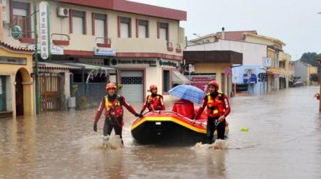 Alluvione: il Comune di Terralba respinge le accuse