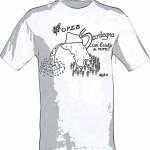 T-Shirt in vendita per beneficenza