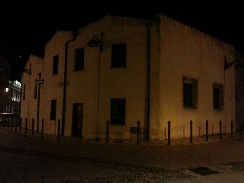 Via Trento al buio