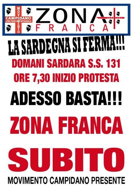 La Sardegna si ferma!