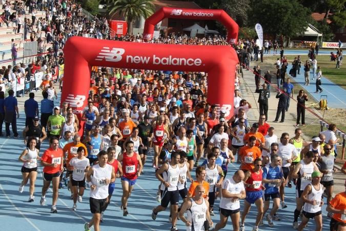 Una grandissima Claudia Pinna del C.U.S. Cagliari vince la 21 km della CagliariRespira 2013!