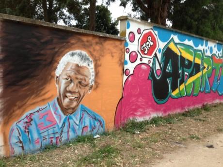 Anche San Gavino saluta Mandela