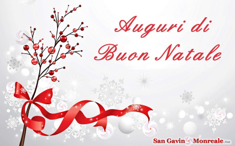 I nostri auguri di Buon Natale