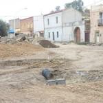 Realizzazione lavori in piazza Castello