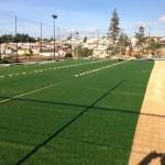 Realizzazione del campo di calcio a 5 nel Polo Culturale dell'alta formazione