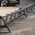 Rastrelliere per bici in Munucipio?