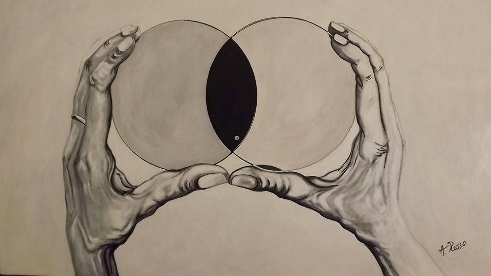 Personale d'arte di Antonio Russo