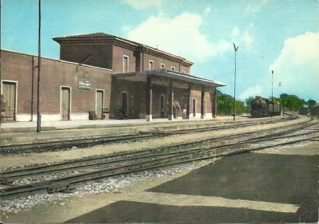 Vecchia Stazione FS