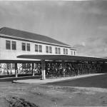 Parcheggio per biciclette in fonderia