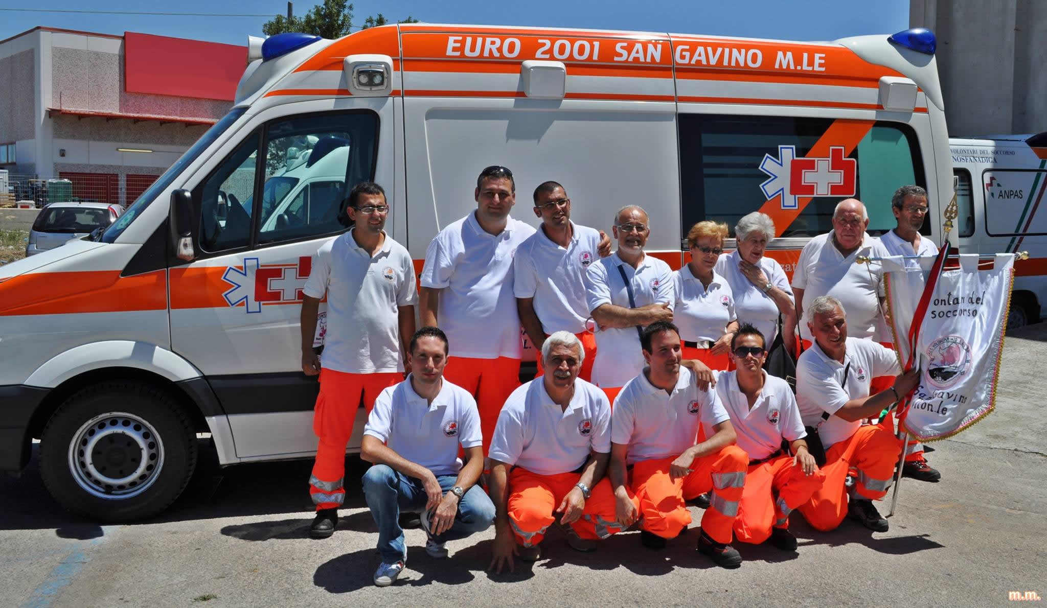 Claudio Seda è il nuovo presidente di Euro 2001