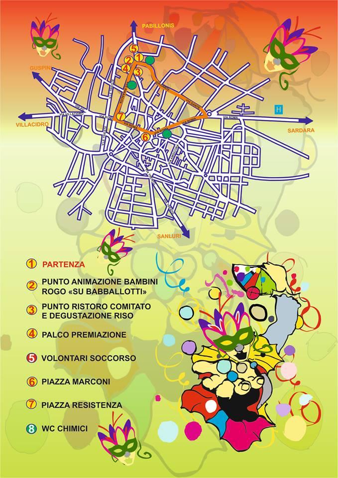 30° edizione del Carnevale Sangavinese