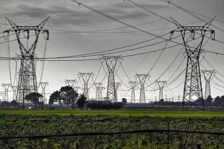 Avviso interruzione della corrente elettrica