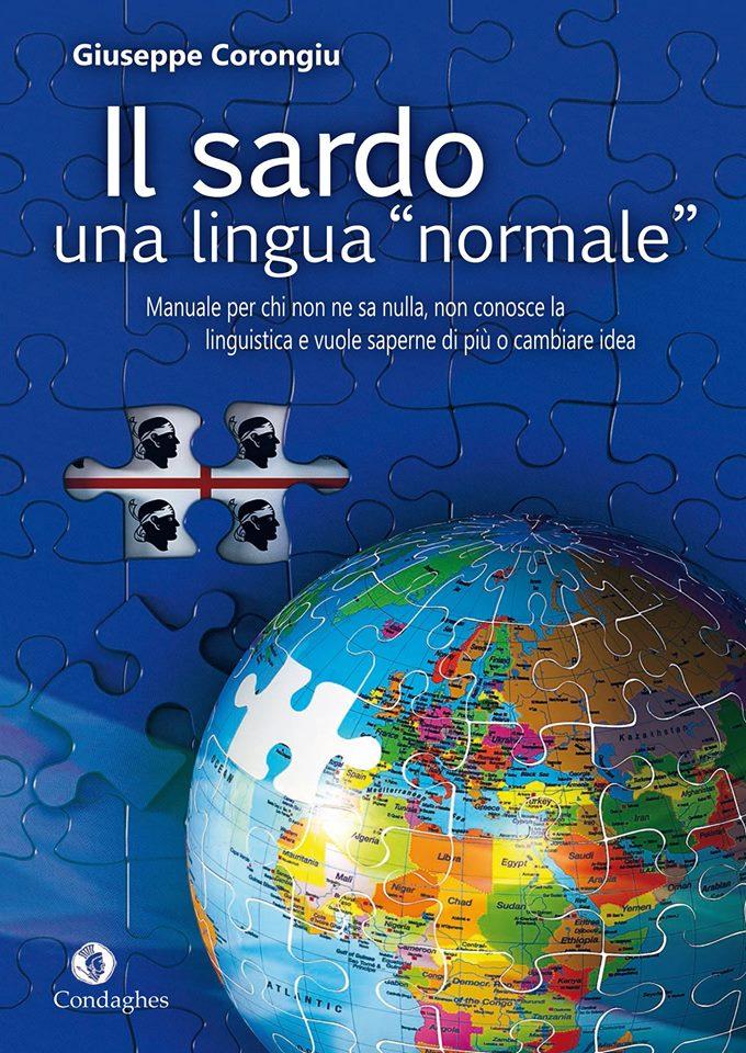 "Presentada de su libru ""Il sardo, una lingua normale"" de Giuseppe Corongiu"