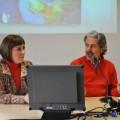 Manuela Ennas e Giuseppe Corongiu