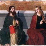 Predella di San Gavino Monreale