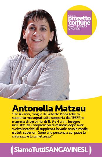 Antonella Matzeu