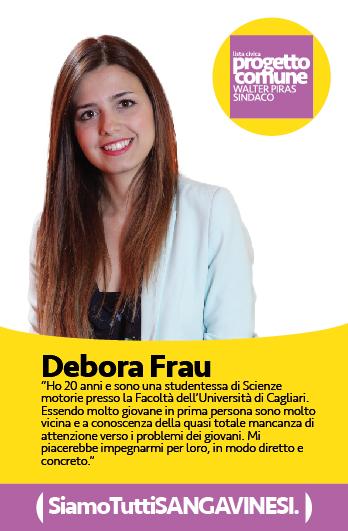 Debora Frau