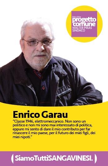 Enrico Garau
