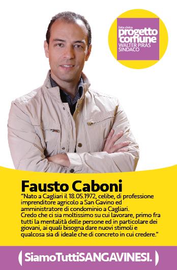Fausto Caboni