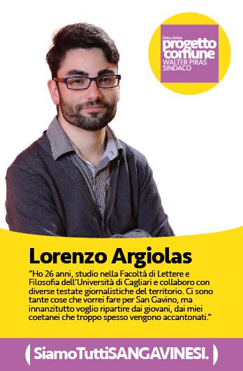 Lorenzo Argiolas