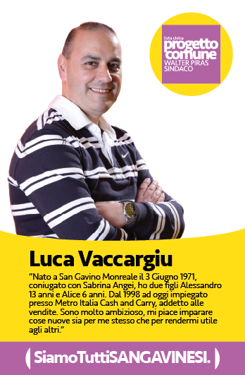 Luca Vaccargiu