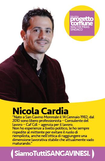 Nicola Cardia