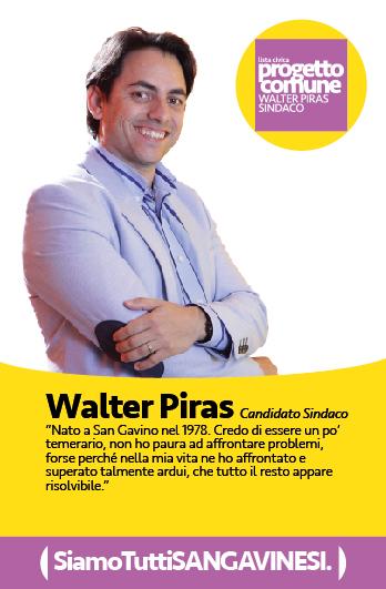 Walter Piras