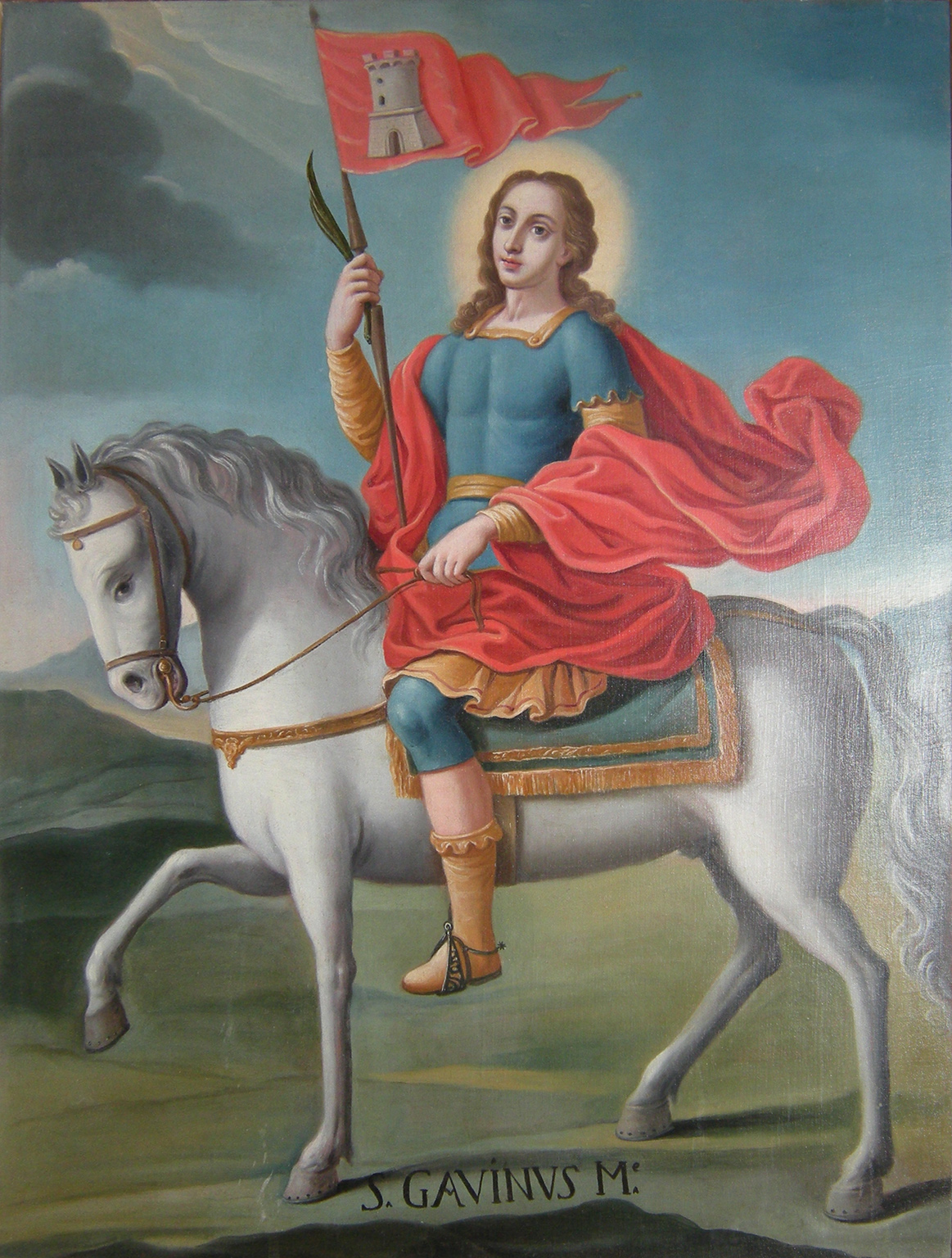 San Gavino Martire