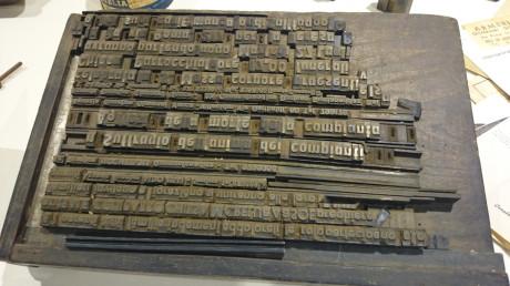 Spazio Stampa. Antica Tipografia Spano