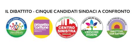 Il Dibattito – Cinque candidati sindaci a confronto