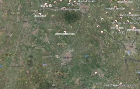 La mappa di Nurnet