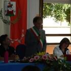 Il sindaco Tomasi omaggia le donne