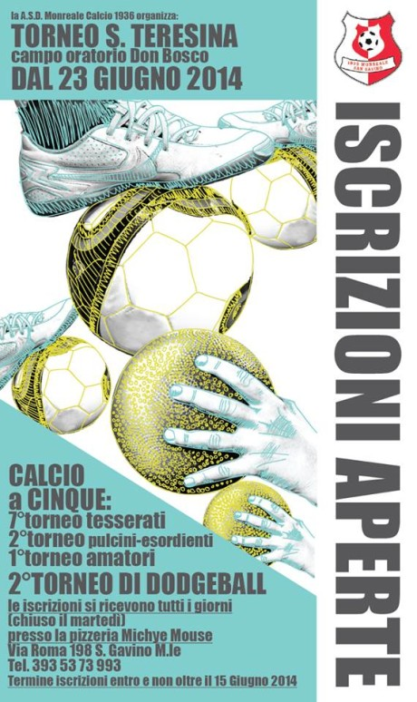 Torneo di calcetto e dodgeball