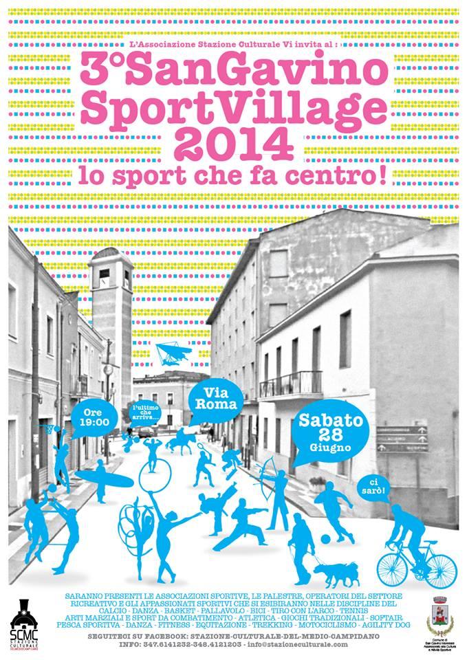 3° San Gavino Sport Village