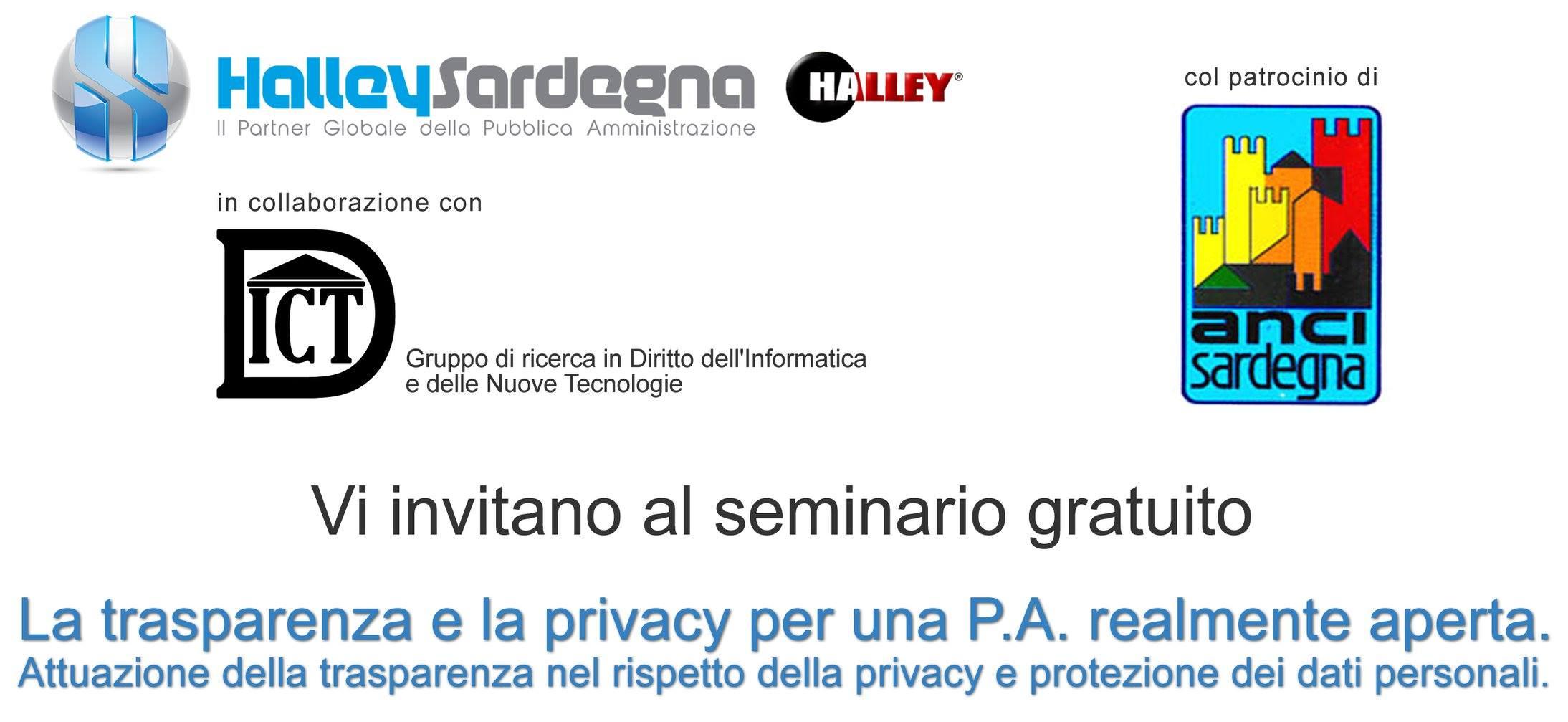 La trasparenza e la privacy per una P.A.