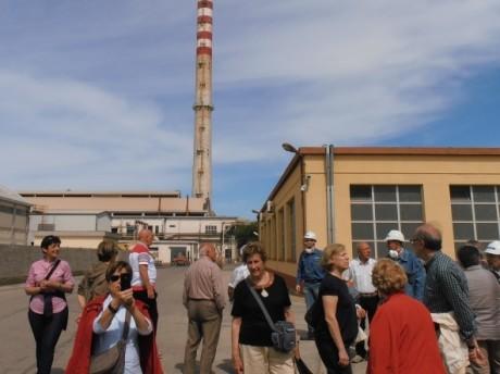 Lions Club Villacidro: Su Fari Fari per la Casa Lions e visita in Fonderia di San Gavino