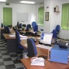 Sede operativa della Protezione Civile