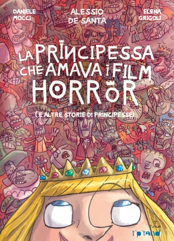 La principessa che amava i film horror
