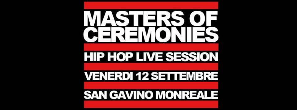Masters of Ceremonies