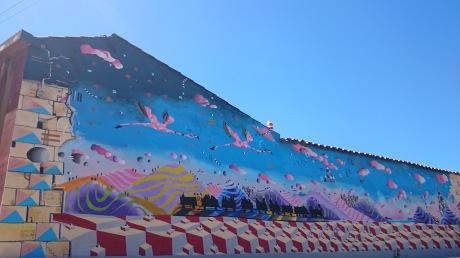 Vi sveliamo tutti i segreti del murales