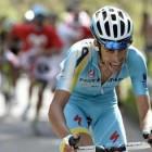 Fabio Aru vince l'11° tappa della Vuelta