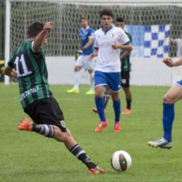 Primo gol di Alessandro Deiola in Lega Pro