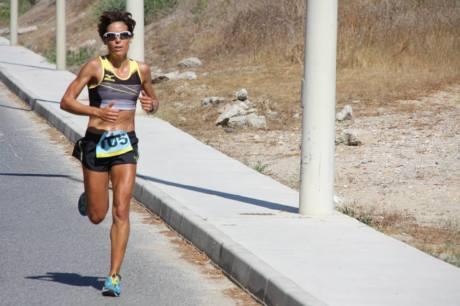 Claudia Pinna bronzo nei 5000 metri