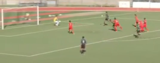 Ecco lo splendido gol di Deiola contro il Santarcangelo