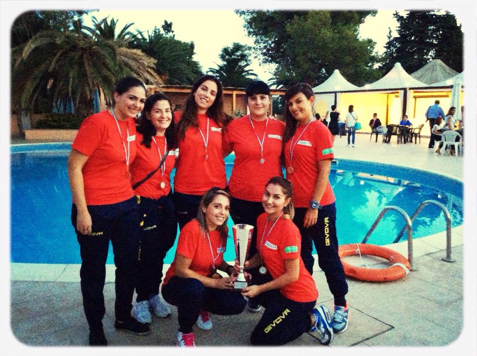 Premiate le atlete del Club Pallavolo Monreale