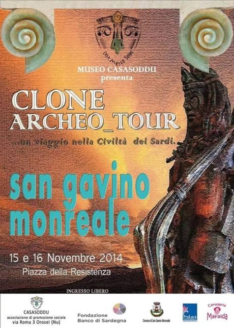 Clone-Archeo tour