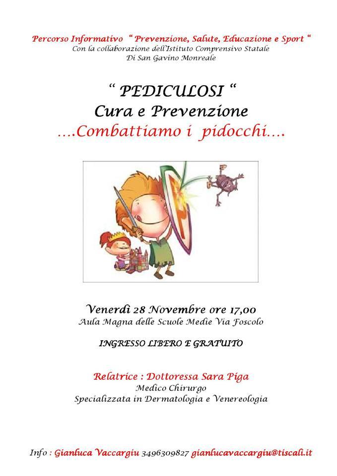 Pediculosi, cura e prevenzione