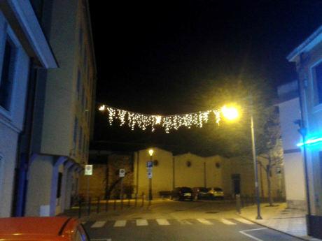 Natale Sangavinese, arrivano le luminarie