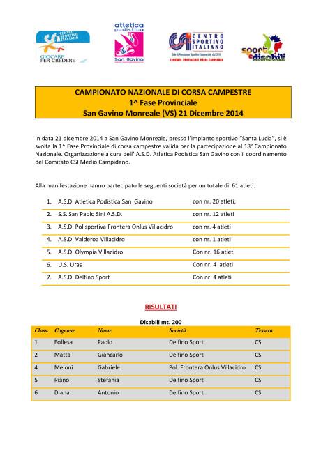 Risultati Campestre San Gavino_Pagina_1